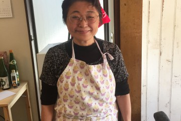 おばあちゃんコンシェルジュの井野純子さん