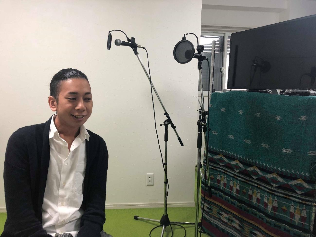 シネマチュプキタバタ:支配人の和田さん