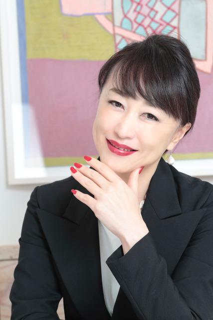 ACMギャラリー代表理事杉本志乃さんの写真